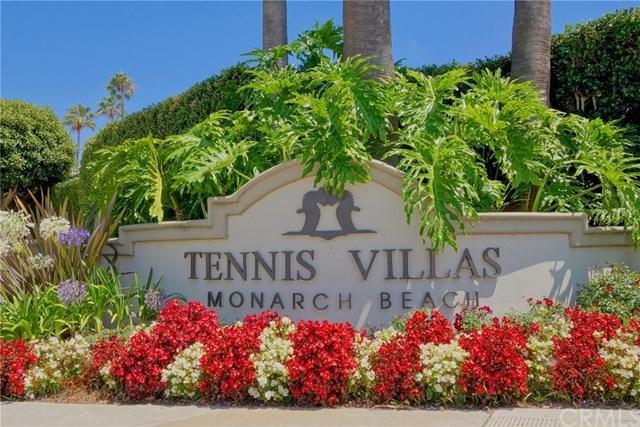 82 Tennis Villas Drive, Dana Point, CA 92629 (#OC19165238) :: Fred Sed Group
