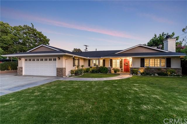 820 Reed Drive, Claremont, CA 91711 (#CV19167940) :: Fred Sed Group