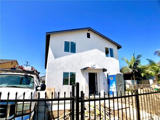 151 E 110th Street, Los Angeles (City), CA 90061 (#DW19167889) :: Z Team OC Real Estate