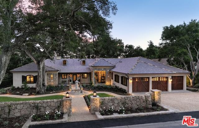 2049 Boundary Drive, Montecito, CA 93108 (#19489564) :: Rogers Realty Group/Berkshire Hathaway HomeServices California Properties