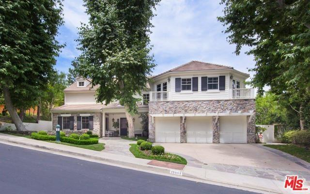 13959 Durham Road, Beverly Hills, CA 90210 (#18358692) :: Powerhouse Real Estate