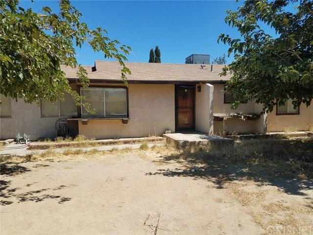 9205 E Avenue Q12, Littlerock, CA 93543 (#SR19167214) :: Fred Sed Group
