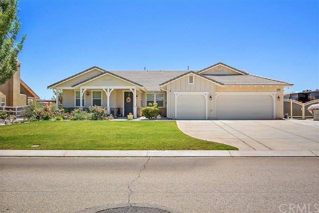 1758 Whitlatch Drive, Lancaster, CA 93535 (#CV19165811) :: RE/MAX Empire Properties