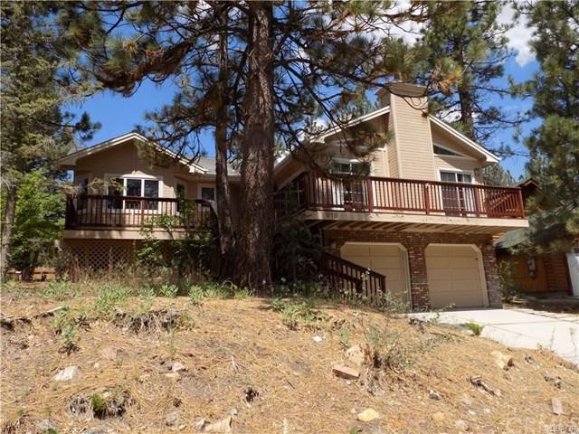 919 Waldstrasse Way, Big Bear, CA 92314 (#EV19169067) :: Faye Bashar & Associates