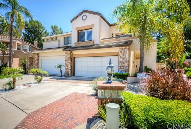 955 S Lone Pine Lane, Anaheim Hills, CA 92808 (#PW19169021) :: Fred Sed Group