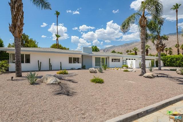 1143 E Via Altamira, Palm Springs, CA 92262 (#19488220PS) :: Allison James Estates and Homes