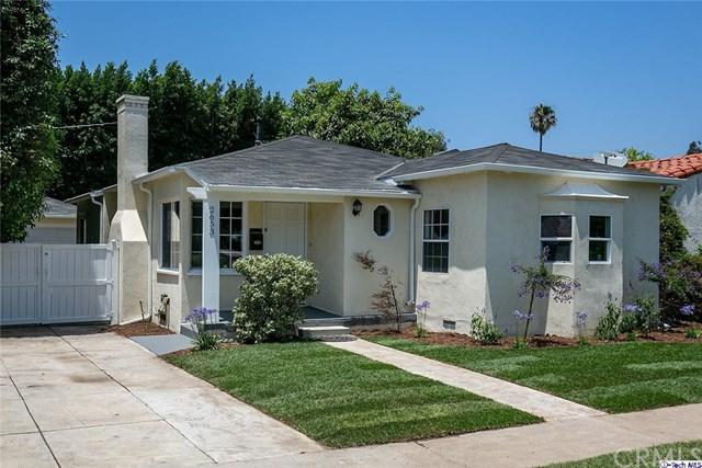 2653 S Garth Avenue, Los Angeles (City), CA 90034 (#319002830) :: The Parsons Team