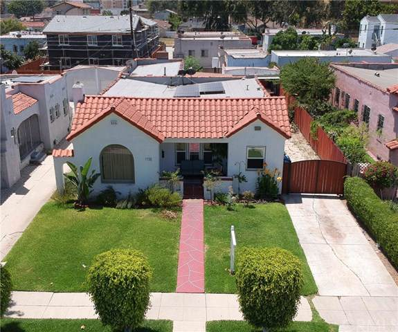 1732 W 84th Street, Los Angeles (City), CA 90047 (#PW19167534) :: RE/MAX Empire Properties