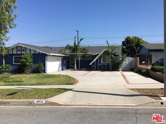 14419 Bridgewood Drive, La Mirada, CA 90638 (#19489640) :: Bob Kelly Team
