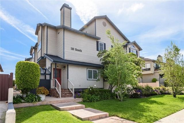 110 S Prospect Avenue #4, Redondo Beach, CA 90277 (#SB19167078) :: Powerhouse Real Estate