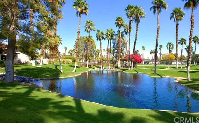 1065 Via Grande #16, Cathedral City, CA 92234 (#IV19169328) :: Fred Sed Group
