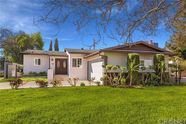 18220 Margate Street, Tarzana, CA 91356 (#SR19167828) :: Bob Kelly Team
