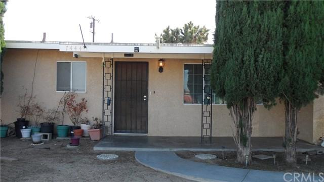 7444 Chemehuevi Way, Yucca Valley, CA 92284 (#CV19169422) :: RE/MAX Masters