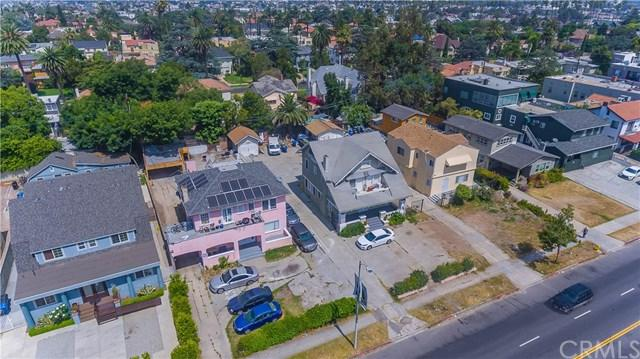 1721 Crenshaw Boulevard, Los Angeles (City), CA 90019 (#PW19168604) :: The Miller Group