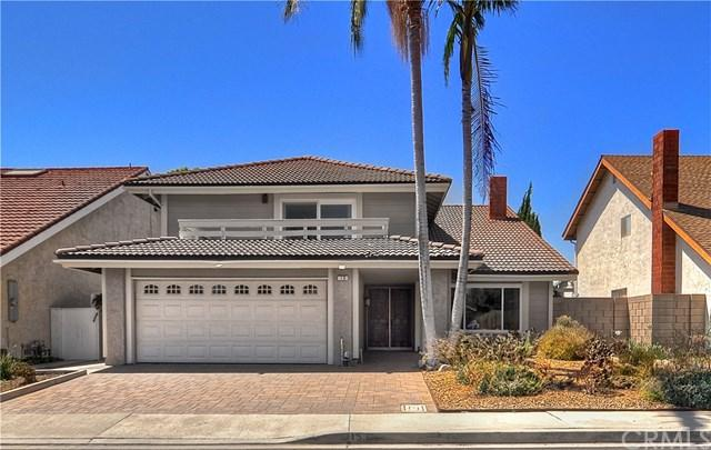 15 Colonial, Irvine, CA 92620 (#OC19169321) :: Fred Sed Group