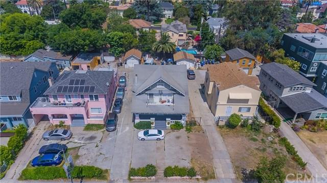 1721 Crenshaw Boulevard, Los Angeles (City), CA 90019 (#PW19169461) :: The Miller Group