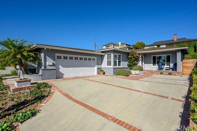 410 Via Mesa Grande, Redondo Beach, CA 90277 (#SB19166486) :: Fred Sed Group