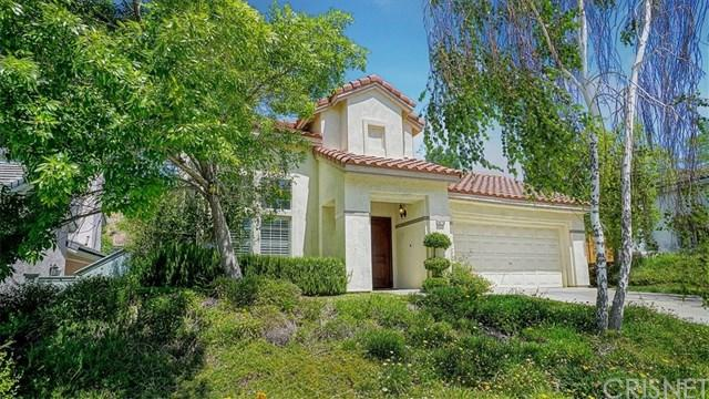 14713 Sundance Place, Canyon Country, CA 91387 (#SR19165508) :: Fred Sed Group