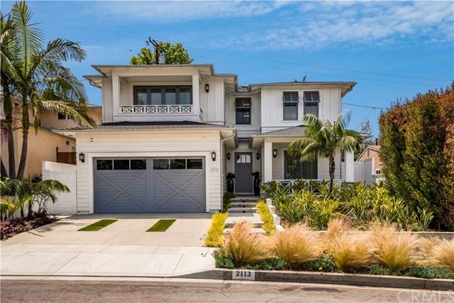 2113 Chestnut Avenue, Manhattan Beach, CA 90266 (#SB19167328) :: Naylor Properties
