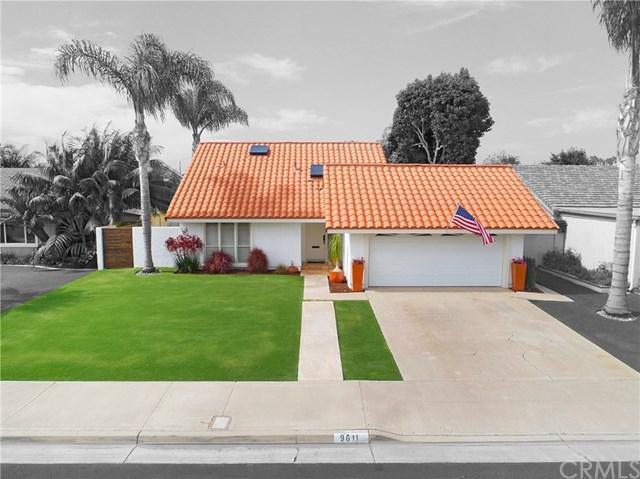 9611 Landfall Drive, Huntington Beach, CA 92646 (#OC19168043) :: The Miller Group