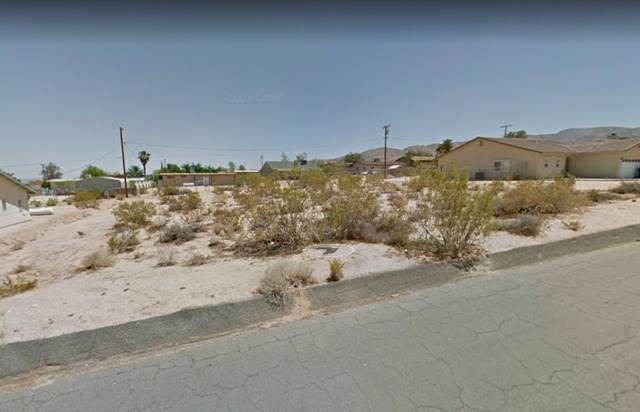 0 Pine Springs Ave, , CA 92277 (#190039379) :: Fred Sed Group