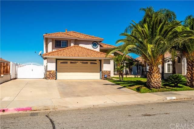 1209 Moonstone Street, Hemet, CA 92543 (#SW19169569) :: RE/MAX Empire Properties