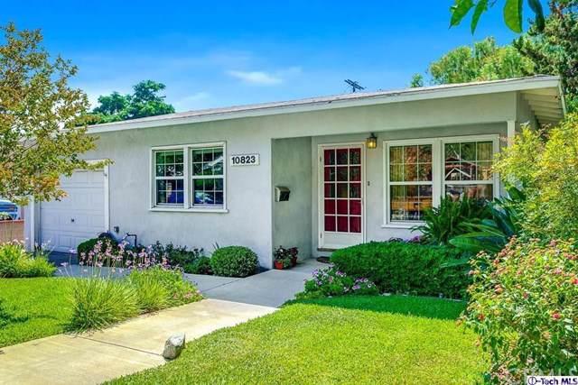 10823 Parr Avenue, Sunland, CA 91040 (#319002852) :: The Brad Korb Real Estate Group