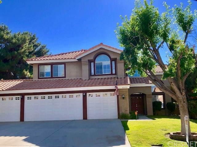 40053 Heathrow Drive, Palmdale, CA 93551 (#SR19169684) :: DSCVR Properties - Keller Williams