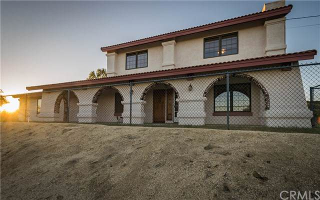 31815 Red Mountain Road, Hemet, CA 92544 (#SW19169706) :: Fred Sed Group