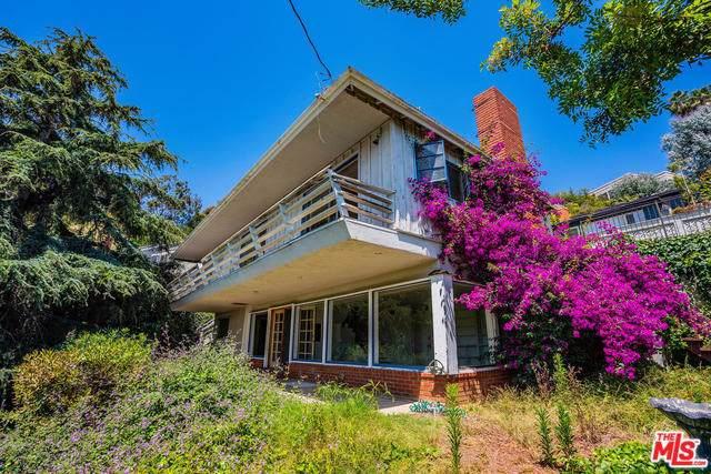1357 Goucher Street, Pacific Palisades, CA 90272 (#19488934) :: DSCVR Properties - Keller Williams