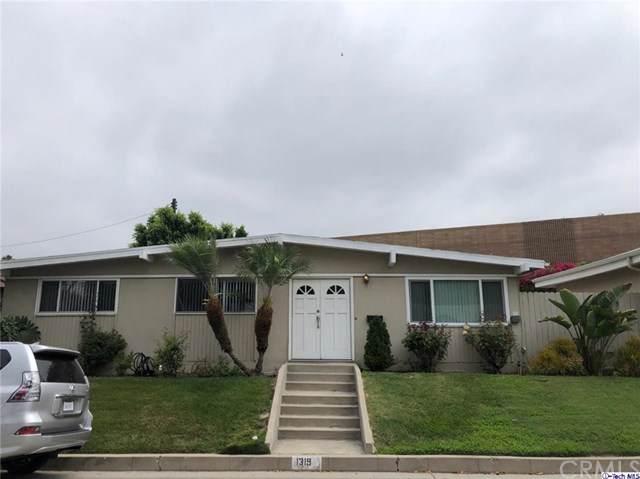 1319 Fairfield Street, Glendale, CA 91201 (#319002855) :: Fred Sed Group