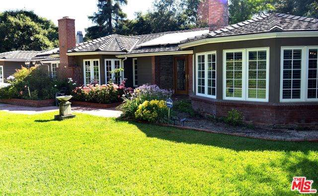 4312 Woodleigh Lane, La Canada Flintridge, CA 91011 (#19489850) :: Legacy 15 Real Estate Brokers