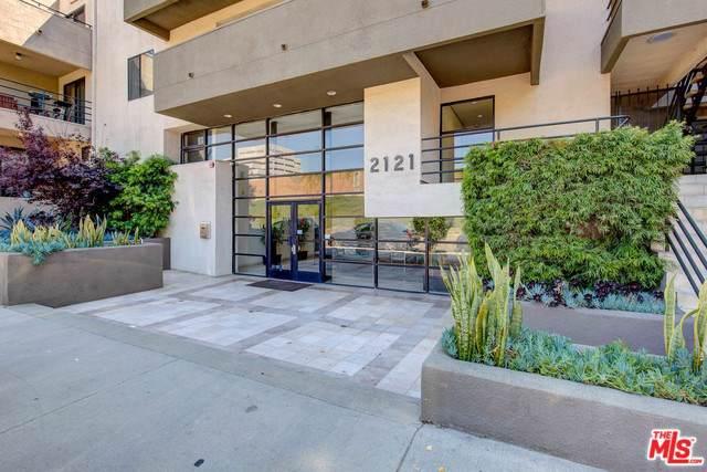 2121 Beloit Avenue #102, Los Angeles (City), CA 90025 (#19489734) :: Team Tami
