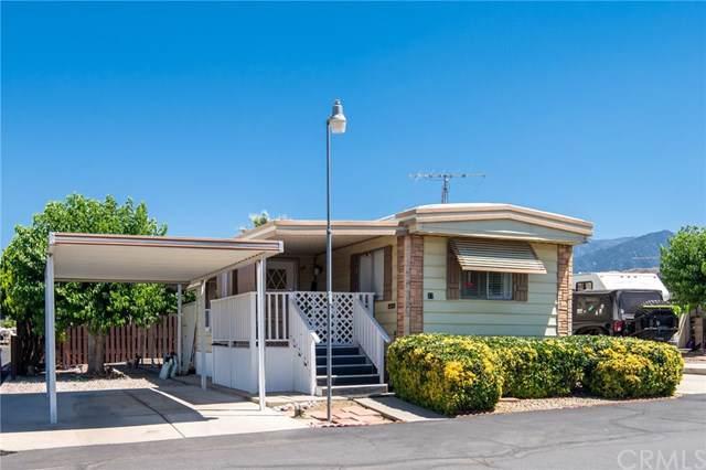 13576 California Street #37, Yucaipa, CA 92399 (#EV19169530) :: RE/MAX Empire Properties