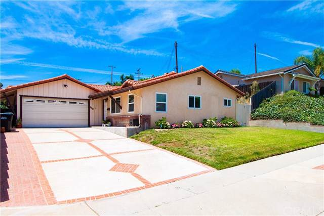 1310 Arroyo Drive, Monterey Park, CA 91755 (#AR19168650) :: Fred Sed Group