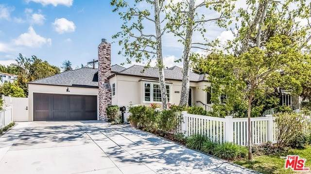 4000 Goodland Place, Studio City, CA 91604 (#19489900) :: Fred Sed Group