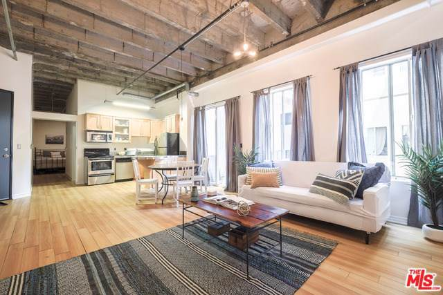 312 W 5TH Street #606, Los Angeles (City), CA 90013 (#19489952) :: The Marelly Group | Compass