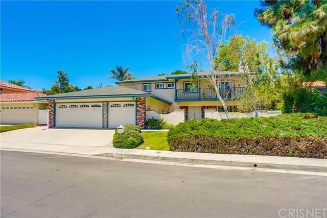 7609 Linley Lane, West Hills, CA 91304 (#SR19170031) :: Bob Kelly Team