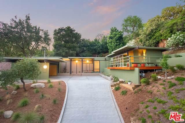 725 Burleigh Drive, Pasadena, CA 91105 (#19489728) :: The Brad Korb Real Estate Group