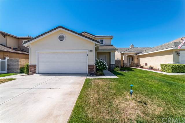 33069 Eagle Point Drive, Yucaipa, CA 92399 (#IV19163060) :: Allison James Estates and Homes