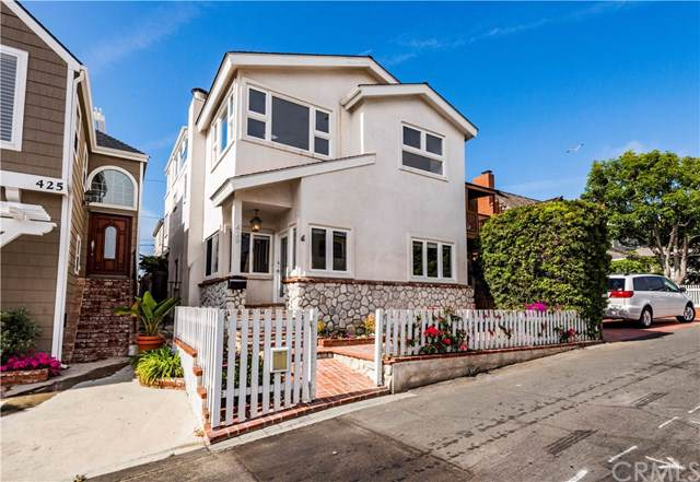 429 35th Street, Manhattan Beach, CA 90266 (#SB19168588) :: Naylor Properties