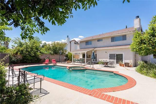 17900 Calvert Street, Encino, CA 91316 (#SR19170168) :: Bob Kelly Team