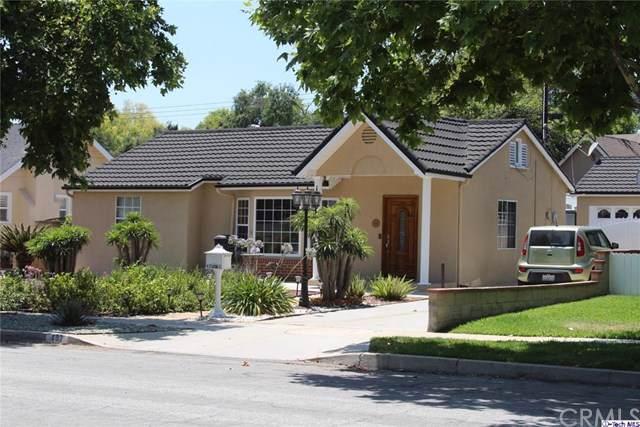 407 Eaton Drive, Pasadena, CA 91107 (#319002857) :: The Brad Korb Real Estate Group
