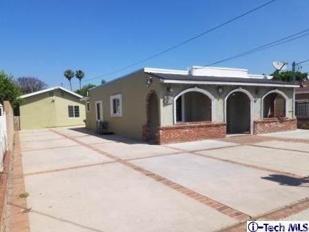 14117-14119 Daubert Street, San Fernando, CA 91340 (#319002162) :: Keller Williams Realty, LA Harbor