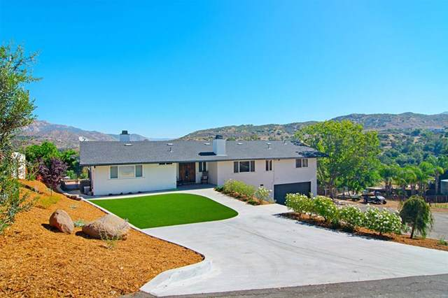 1199 Valle De Las Sombras, Alpine, CA 91901 (#190039524) :: Bob Kelly Team