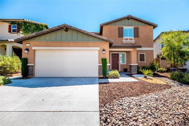 7379 Saddlewood Drive, Fontana, CA 92336 (#CV19170300) :: Bob Kelly Team