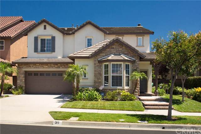 35 Windswept Way, Mission Viejo, CA 92692 (#PW19169142) :: Fred Sed Group