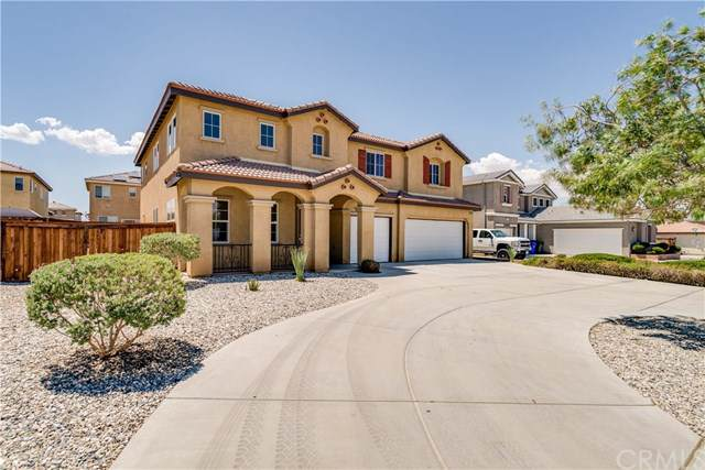 13840 Mesa Linda Avenue, Victorville, CA 92392 (#PW19169287) :: Fred Sed Group