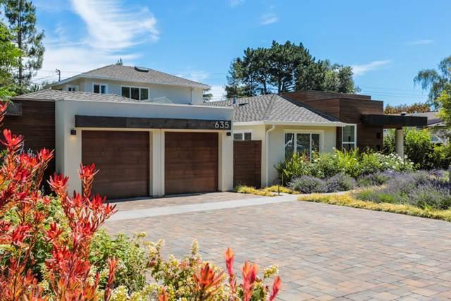 635 Palm Avenue, Los Altos, CA 94022 (#ML81760998) :: California Realty Experts
