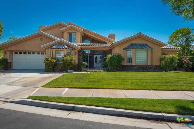 36 Killian Way, Rancho Mirage, CA 92270 (#19488766PS) :: Rogers Realty Group/Berkshire Hathaway HomeServices California Properties
